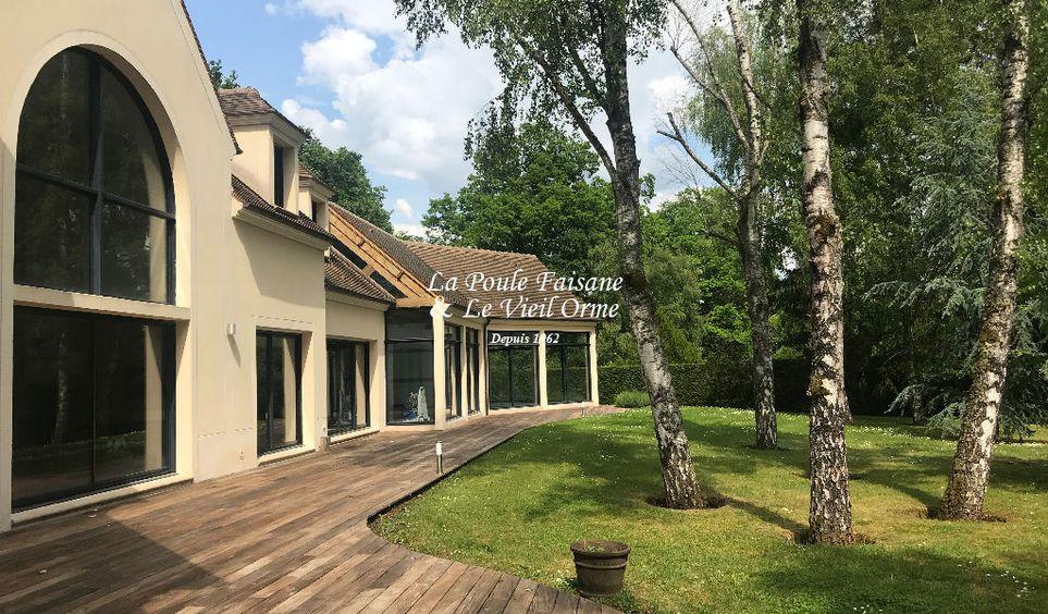 Annonce maison de luxe for Achat maison ile de france