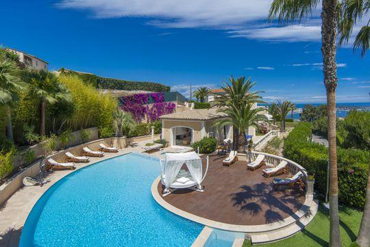 Location Villa Luxe Alpes Maritimes
