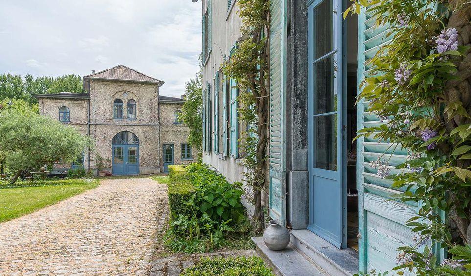 Vente maison de luxe belgique 1 950 000 450 m for Achat maison de prestige