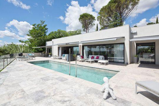16 ajouter ma slection villa avec piscine - Villa Plain Pied De Luxe