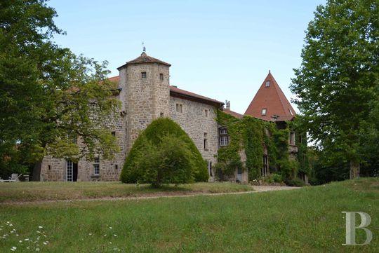 chateau a vendre yssingeaux