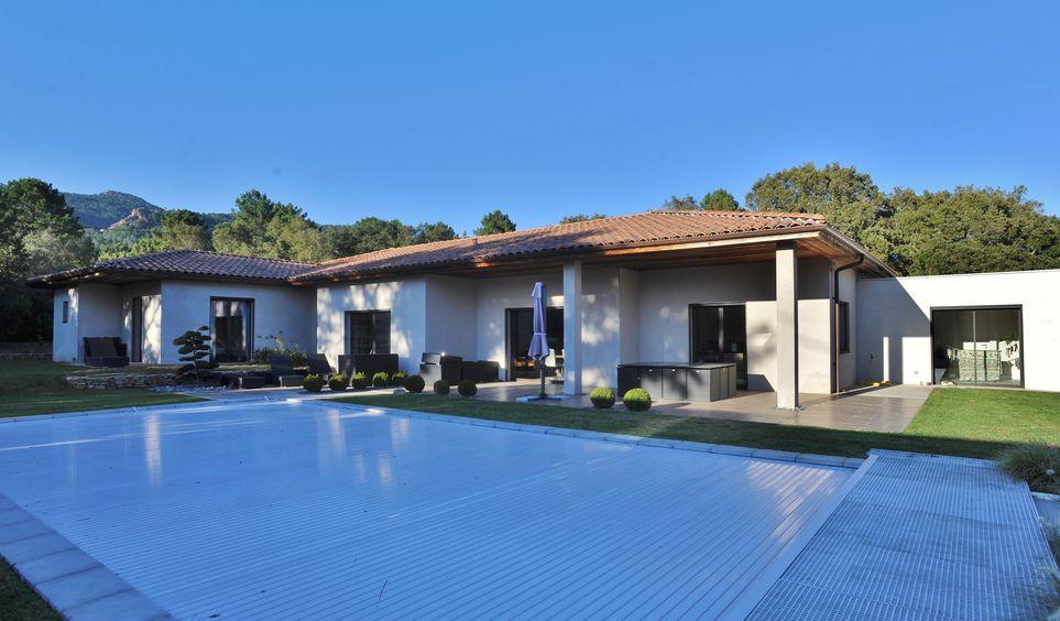 Annonce maison de luxe for Achat maison sud france
